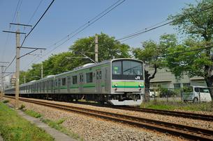 JR横浜線の写真素材 [FYI03293767]