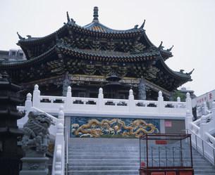 媽祖廟の写真素材 [FYI03297732]