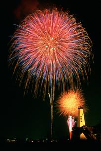 大宮花火大会の写真素材 [FYI03297796]