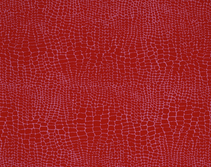 トカゲの皮模様の赤い紙の写真素材 [FYI03298157]
