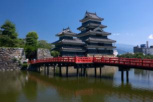 松本城の写真素材 [FYI03299575]