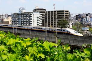 東北上越長野新幹線E4系の写真素材 [FYI03300848]