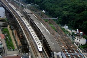 東北上越長野新幹線E2系の写真素材 [FYI03300850]