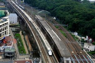 東北新幹線E3系の写真素材 [FYI03300852]