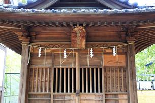 意富比神社船橋大神宮神末社琴比羅神社の写真素材 [FYI03301386]