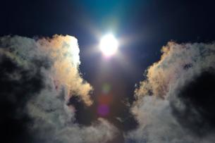 イメージ、太陽の宴の写真素材 [FYI03301565]