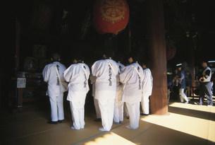 巡拝 円教寺の写真素材 [FYI03302390]