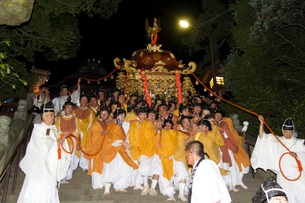 金刀比羅宮例大祭の写真素材 [FYI03303596]
