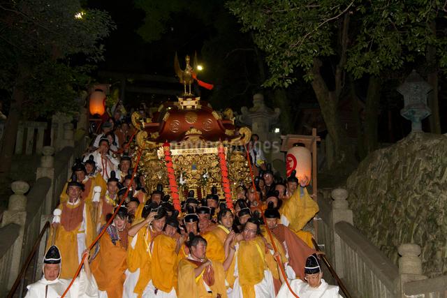 金刀比羅宮例大祭の写真素材 [FYI03303599]