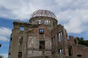 原爆ドームの写真素材 [FYI03303602]