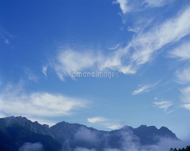 雲の写真素材 [FYI03303757]