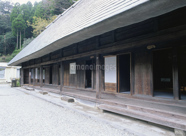 鶴富屋敷の写真素材 [FYI03303814]