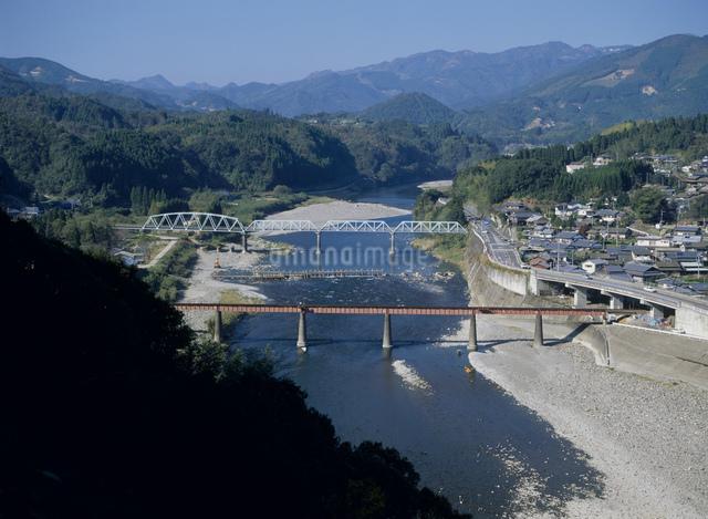 五ヶ瀬川展望の写真素材 [FYI03303835]