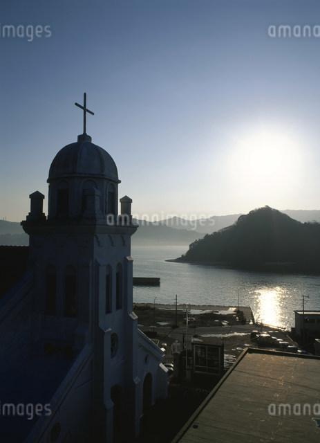 神ノ島教会の写真素材 [FYI03303860]