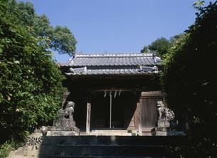 石場神社の写真素材 [FYI03303870]