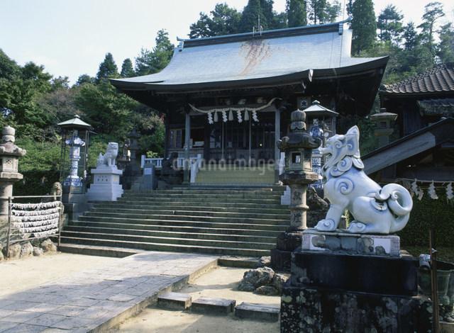 陶山神社の写真素材 [FYI03303874]