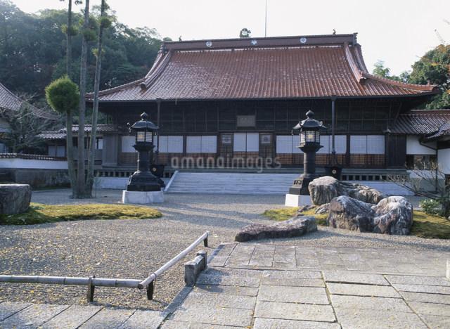 円通寺の写真素材 [FYI03303879]
