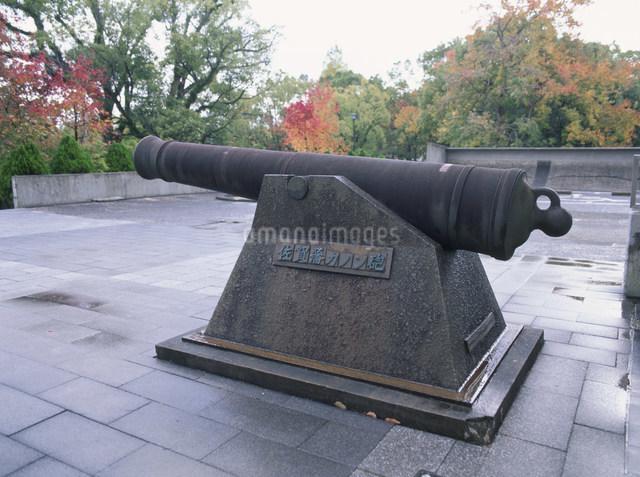 佐賀藩カノン砲の写真素材 [FYI03303880]
