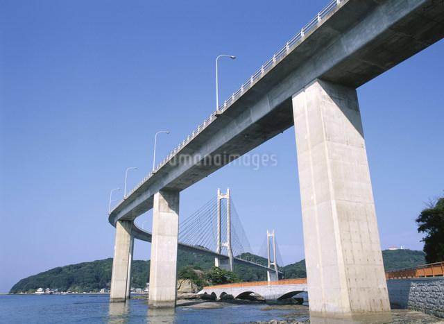 呼子大橋の写真素材 [FYI03303904]
