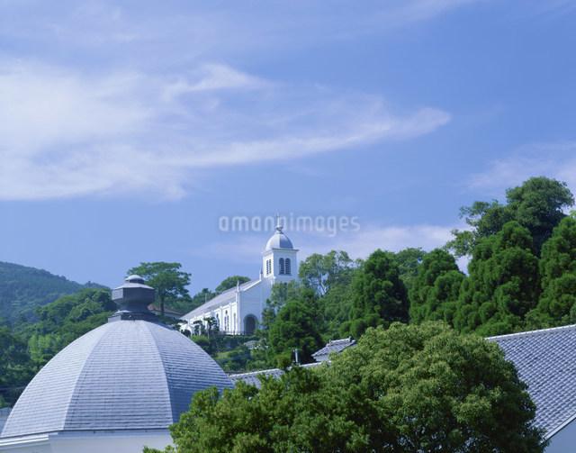 天草大江天主堂の写真素材 [FYI03303992]
