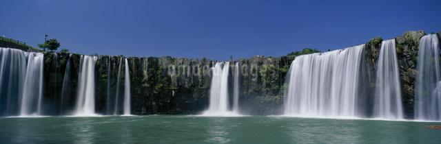 原尻の滝の写真素材 [FYI03304028]
