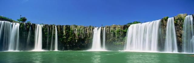 原尻の滝の写真素材 [FYI03304041]
