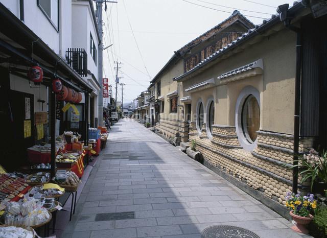 日田魚町通りの写真素材 [FYI03304053]