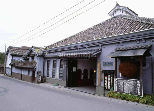 薫長酒造の写真素材 [FYI03304061]