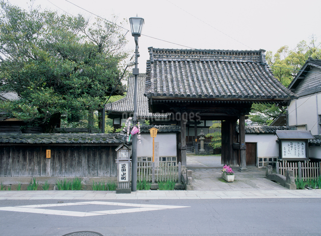 長福寺の写真素材 [FYI03304088]