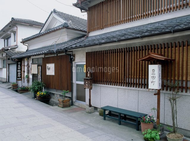 旧豆田検番所資料館の写真素材 [FYI03304091]