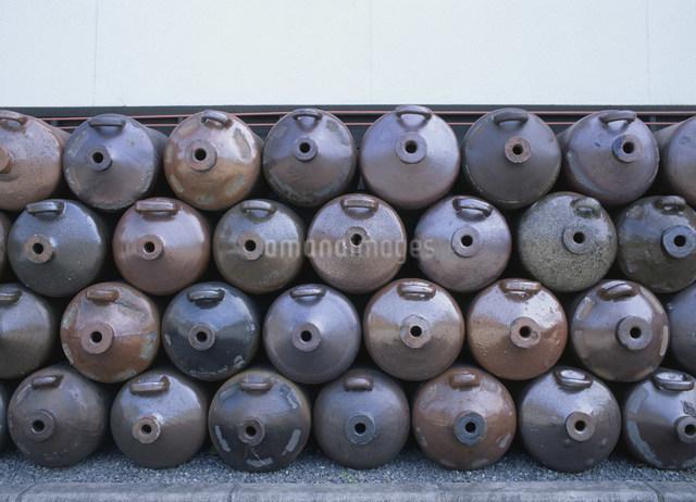 薩摩酒造 焼酎の瓶の写真素材 [FYI03304120]