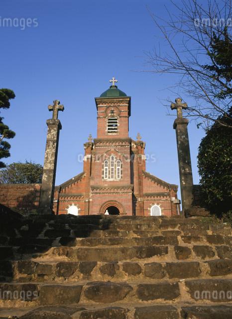 田平カトリック教会の写真素材 [FYI03304135]