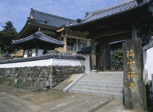 瑞雲禅寺の写真素材 [FYI03304143]