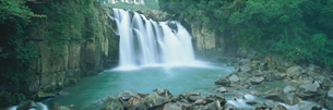 関ノ尾の滝の写真素材 [FYI03304271]