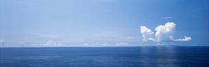 夏雲の写真素材 [FYI03304507]