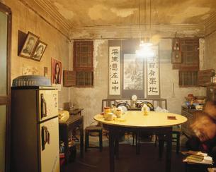 一般家庭居間 蘇州 中国の写真素材 [FYI03305790]