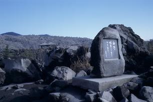 桜島展望台の写真素材 [FYI03306991]