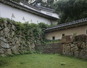 姫路城 隅櫓の写真素材 [FYI03307107]
