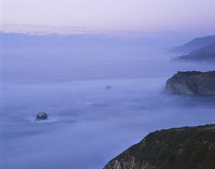 Big Surの海霧の写真素材 [FYI03308079]