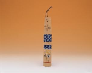 木曽板馬 木製の写真素材 [FYI03310166]