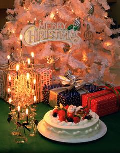 クリスマス イメージの写真素材 [FYI03310457]