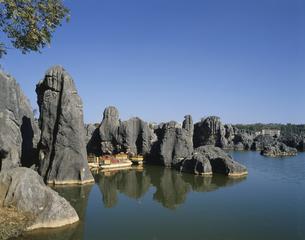 石林 雲南省 中国の写真素材 [FYI03310538]