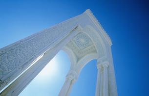 エジプト兵士の記念碑の写真素材 [FYI03312662]