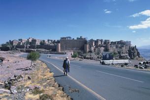 シバームの町の写真素材 [FYI03312668]