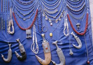 サナアの町の土産物屋の写真素材 [FYI03312670]