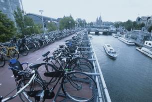アムステルダム市内 アムステルダム オランダの写真素材 [FYI03312858]