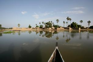 ジェンネのバニ川の写真素材 [FYI03313165]