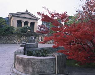 秋の大原美術館の写真素材 [FYI03314784]