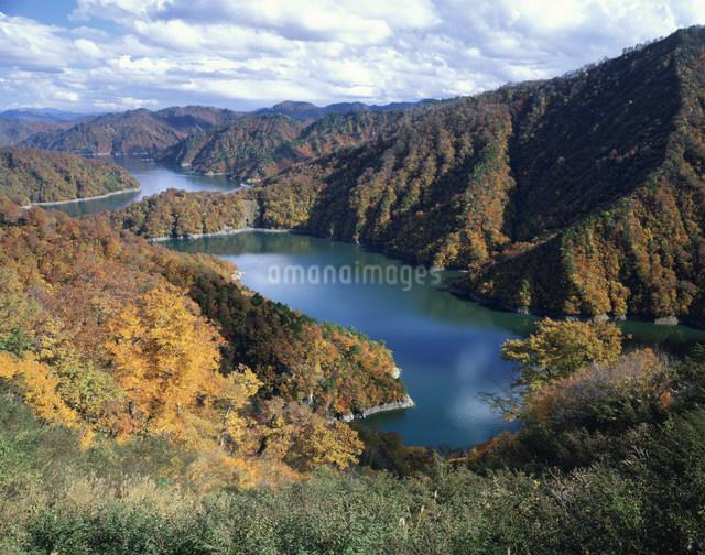 田子倉湖の写真素材 [FYI03315790]