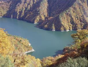 田子倉湖の写真素材 [FYI03315813]